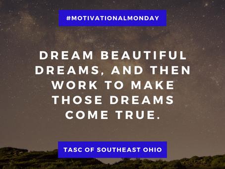 Motivational Monday - 4/19/2021
