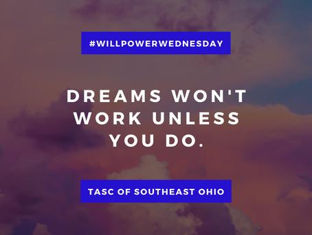 Willpower Wednesday - 2/24/2021