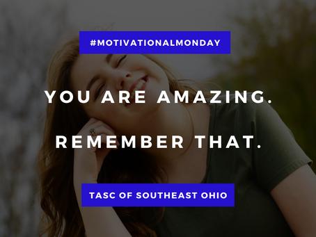 Motivational Monday - 11/9/2020