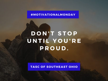 Motivational Monday - 11/2/2020