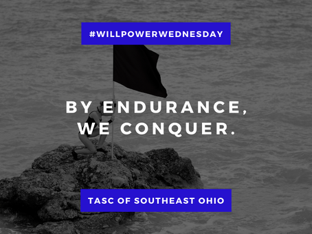 Willpower Wednesday - 1/13/2021