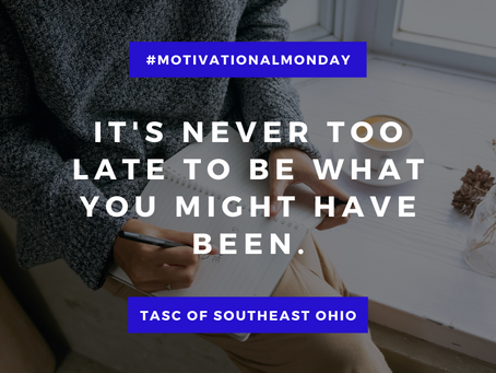 Motivational Monday - 5/3/2021