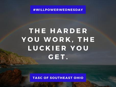 Willpower Wednesday - 3/17/2021