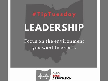 Ohio TASC Association - 10/20/2020