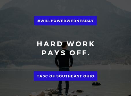 Willpower Wednesday - 8/19/2020