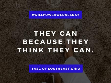Willpower Wednesday - 4/21/2021