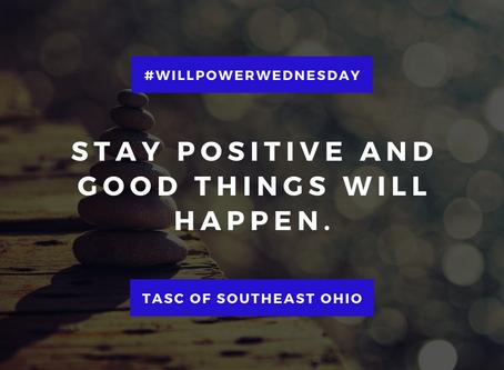 Willpower Wednesday - 8/12/2020