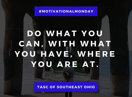 Motivational Monday - 9/7/2020