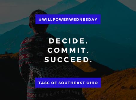 Willpower Wednesday - 9/16/2020