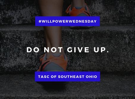 Willpower Wednesday - 9/30/2020