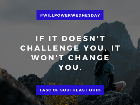 Willpower Wednesday - 12/2/2020