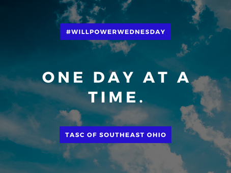 Willpower Wednesday - 1/27/2021