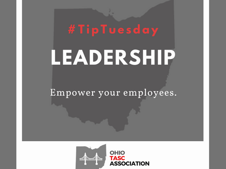 Ohio TASC Association - 10/13/2020