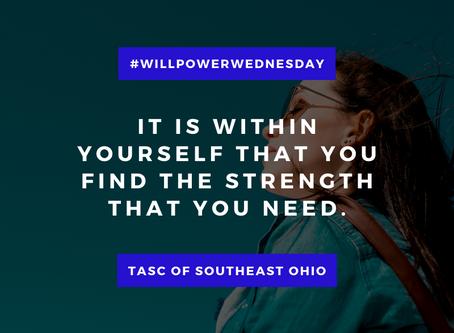WillpowerWednesday - 10/21/2020