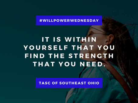 WillpowerWednesday - 10/21/2020