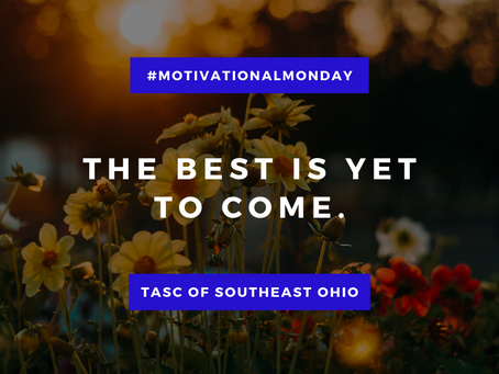 Motivational Monday - 11/30/2020