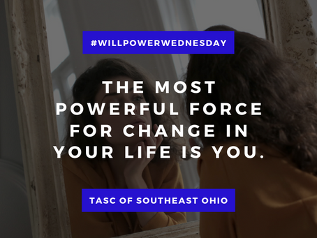 Willpower Wednesday - 9/23/2020
