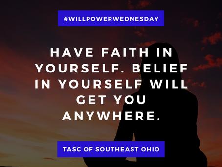Willpower Wednesday - 3/24/2021