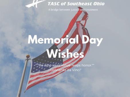 TASC of Southeast Ohio - 5/25/2020