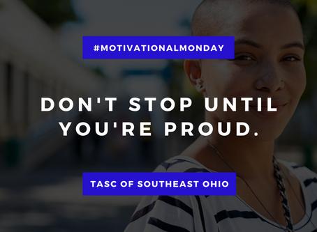Motivational Monday - 8/31/2020