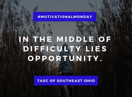 Motivational Monday - 10/12/2020