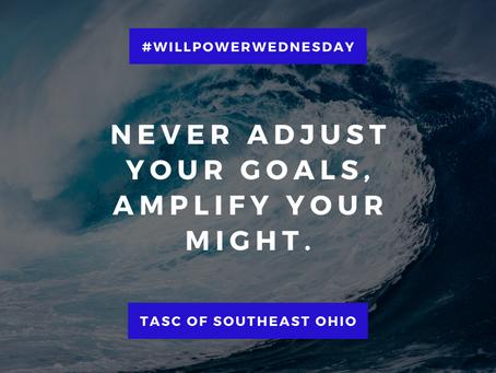 Willpower Wednesday - 2/3/2021