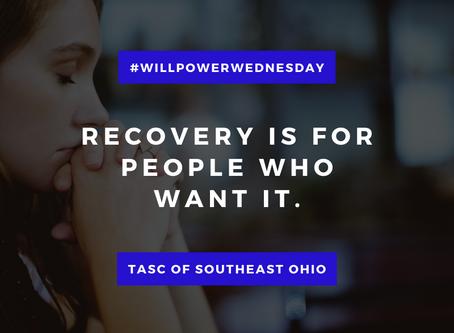Willpower Wednesday - 8/26/2020