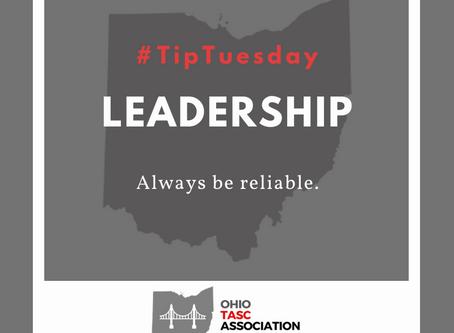 Ohio TASC Association - 8/25/2020