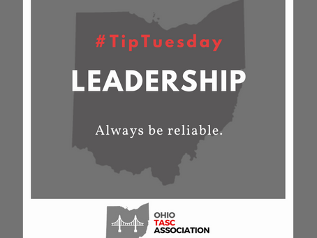 Ohio TASC Association - 9/1/2020