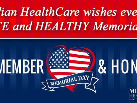 Mahoning County TASC: Meridian Health Care - 5/25/2020