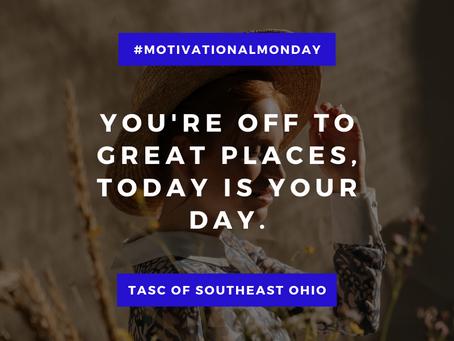 Motivational Monday - 4/12/2021