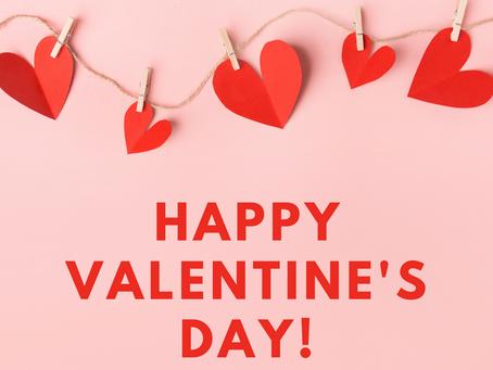 Valentine's Day - 2/14/2021