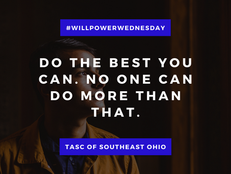 Willpower Wednesday - 4/7/2021