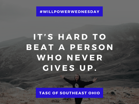 Willpower Wednesday - 3/10/2021
