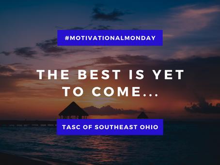 Motivational Monday - 2/22/2021