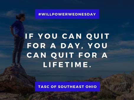 Willpower Wednesday - 6/9/2021