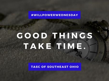 Willpower Wednesday - 5/5/2021