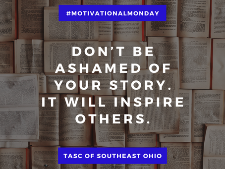 Motivational Monday - 5/17/2021