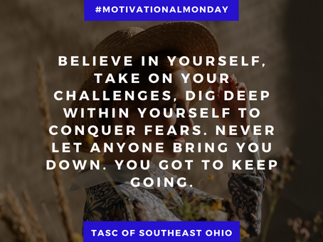 Motivational Monday - 3/15/2021