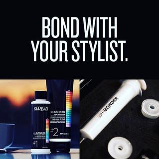 pH Bonder = longer, stronger, blonder hair!