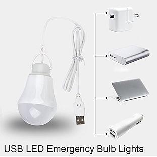 USB LED Bulb DC
