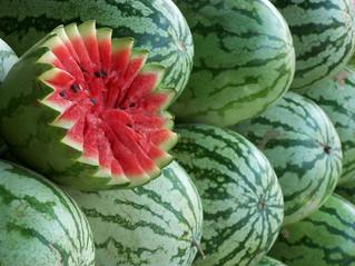 ולקינוח..... אבטיח   Watermelon