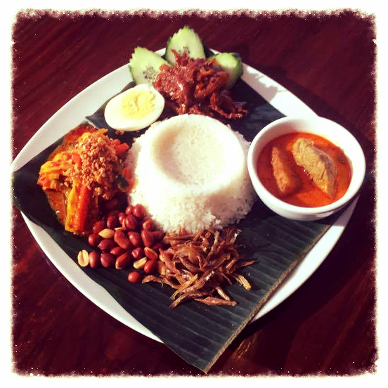 Rasa Malaysia Nasi Lemak