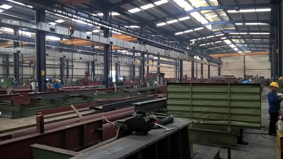 steel construction UK