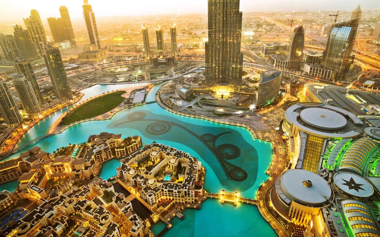 Empty Leg Nice-Dubai