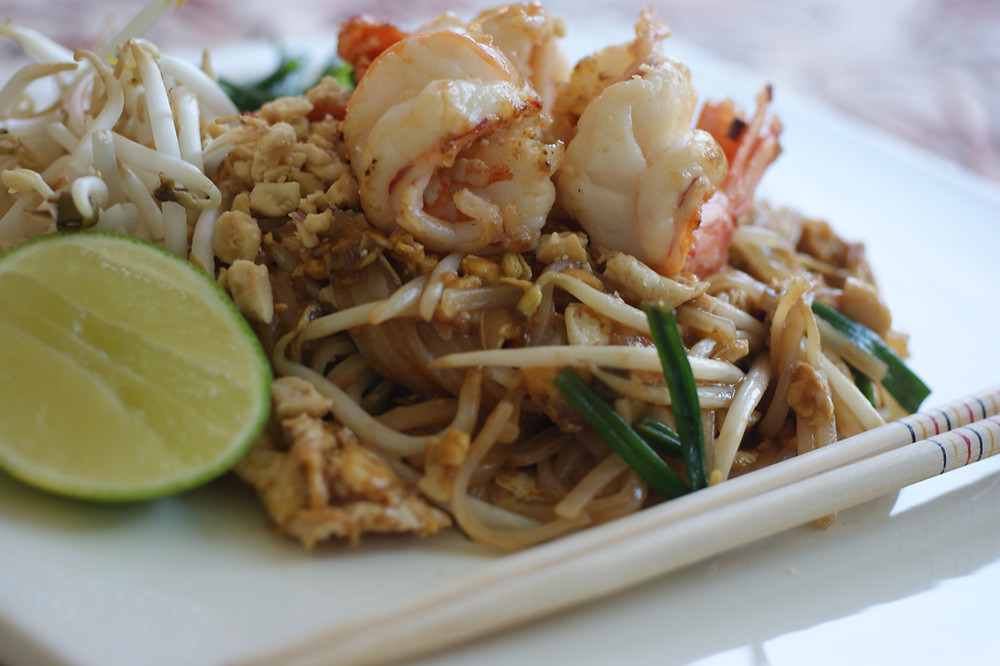 Pad Thaï - Recette - Cours de cuisine - Ma Cuisine Thaï -