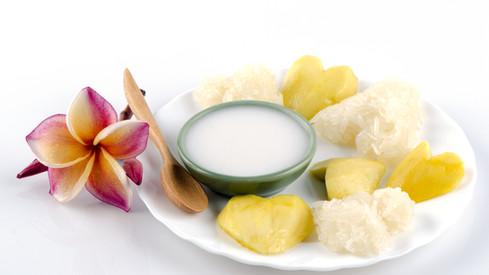 Recette du mango sticky rice
