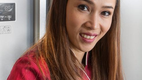 Rencontre avec Rin, Chef à domicile thaïlandais sur la cote d'azur