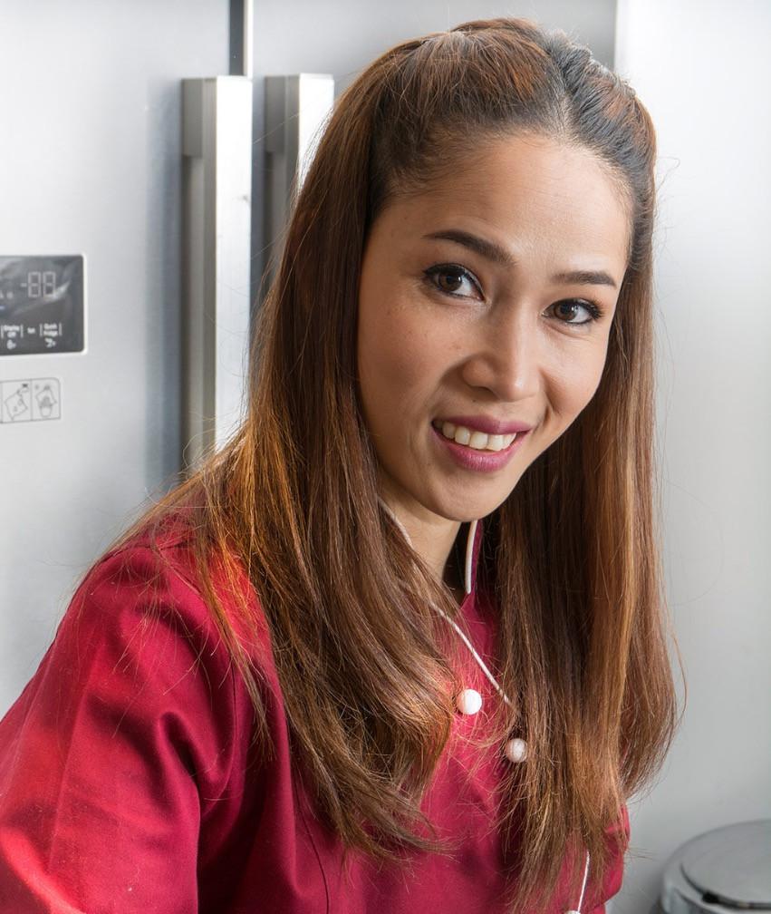 Rin - Chef et fondatrice de Ma Cuisine Thaï