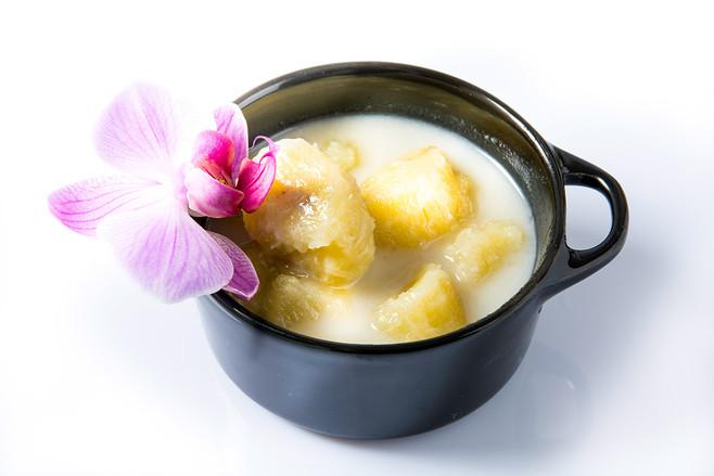Recette - Dessert Bananes au Lait de coco